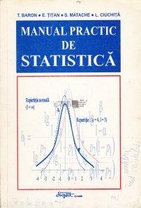 Manual practic de statistica