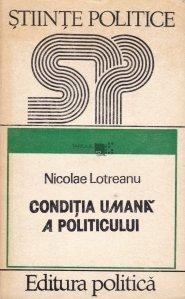 Conditia umana a politicului
