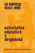 Activitatea educativa a dirigintelui