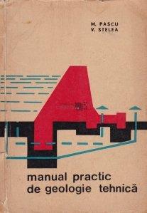 Manual practic de geologie tehnica