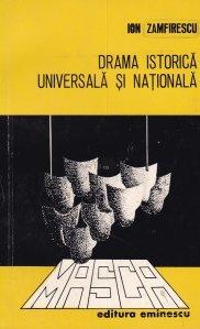 Drama istorica universala si nationala