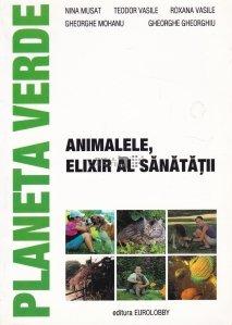 Animalele, elixir al sanatatii