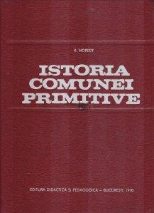 Istoria comunei primitive