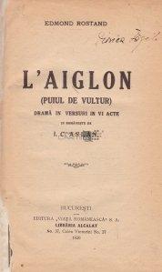 L'Aiglon (puiul de vultur)
