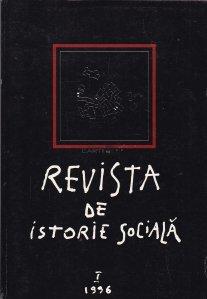 Revista de Istorie sociala