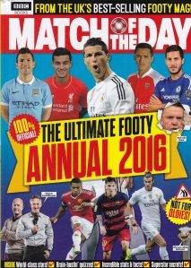The ultimate footy annual 2016 / Meciul zilei;