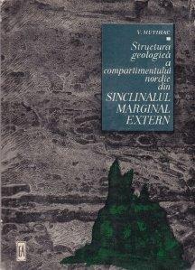 Structura geologica a compartimentului nordic din Sinclinalul marginal extern