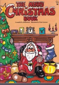 The Merry Christmas Book / Cartea Craciunului