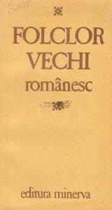 Folclor vechi romanesc