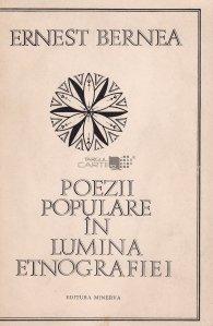 Poezii populare in lumina etnografiei