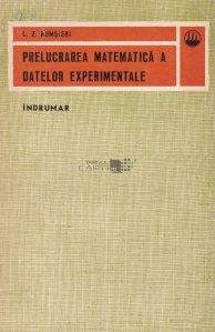 Prelucrarea matematica a datelor experimentale