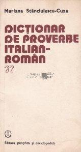 Dictionar de proverbe italian-roman
