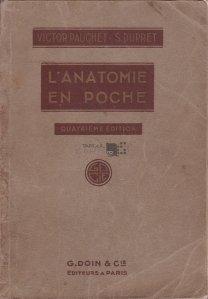 L'anatomie en Poche