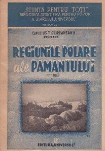Regiuni polare ale pamantului