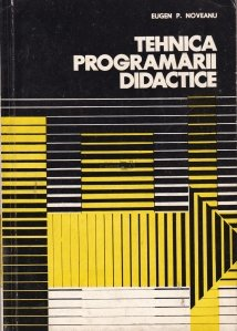 Tehnica programarii didactice