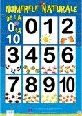 Plansa numerele naturale 0-10