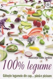100% legume