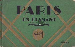 Paris en flanant
