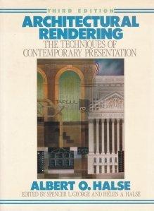 Architectural rendering / Arhitectura de redare. Tehnicile de prezentare contemporană