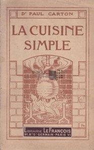 La cuisine simple / Bucataria simpla