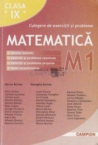 Matematica -M1