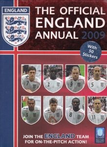 The official England Annual 2009