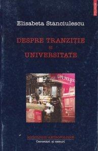 Despre tranzitie si universitate