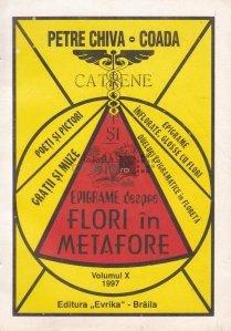 Epigrame despre flori in metafore