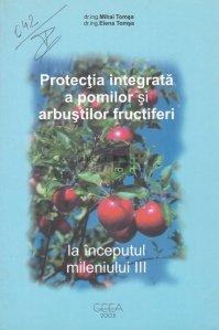 Protectia integrata a pomilor si arbustilor fructiferi