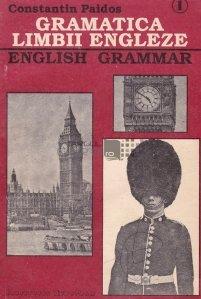 Gramatica limbii engleze/English Grammar