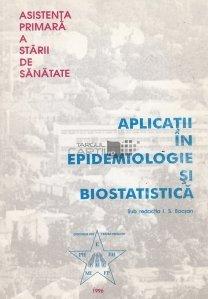 Aplicatii in epidemiologie si biostatistica