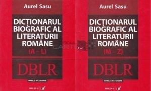Dictionarul biografic al literaturii romane