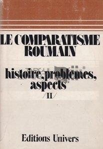 Le comparatisme roumain