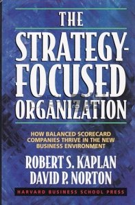 The Strategy-Focused Organization / Organizatia focusata pe strategie
