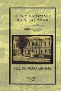 Colegiul National ''Radu Greceanu''