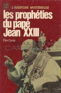Les propheties du pape Jean XXIII / Profetiile papei Jean XXIII