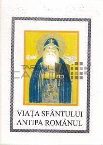Viata Sfantului Antipa Romanul (Atonitul)