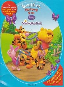 Invata cu... fluturii si cu Winnie Ursuletul