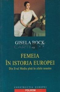 Femeia in istoria Europei