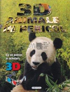 3D animale in pericol