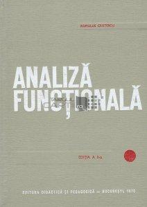 Analiza functionala