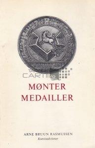 Monter Medailler