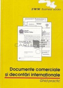 Documente comerciale si decontari internationale