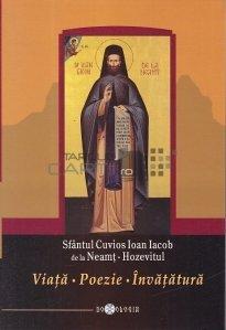 Sfantul Cuvios Ioan Iacob De La Neam