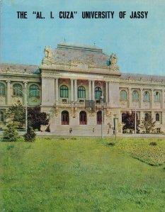 The ''Al.I. Cuza'' University of Jassy / Universitatea ''Al.I. Cuza'' din Iasi