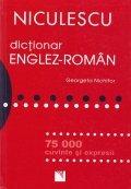 Dictionar englez-roman