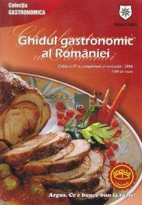 Ghidul gastronomic al Romaniei