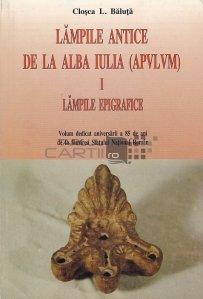 Lampile antice de la Alba Iulia (Apulum)