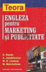 Engleza pentru marketing si publicitate