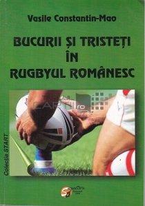 Bucurii si tristeti in rugbyul romanesc